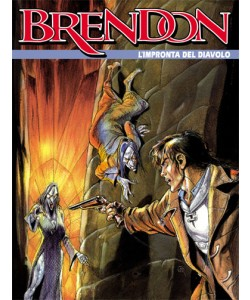 Brendon  - N° 80 - L'Impronta Del Diavolo -