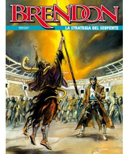 Brendon  - N° 85 - La Strategia Del Serpente -