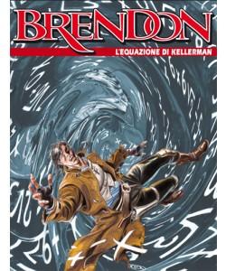 Brendon  - N° 91 - L'Equazione Di Kellerman -