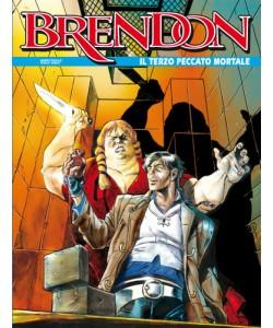 Brendon  - N° 92 - Il Terzo Peccato Mortale -