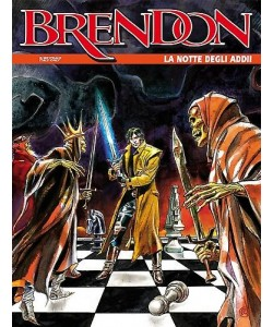 Brendon  - N° 100 - La Notte Degli Addii -