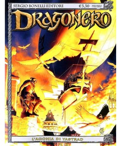 Dragonero  - N° 31 - L'Agonia Di Yastrad -