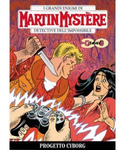 Martin Mystere - N° 321 - Progetto Cyborg -
