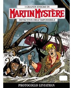 Martin Mystere - N° 328 - Protocollo Leviathan -