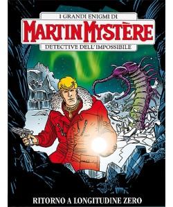 Martin Mystere - N° 331 - Ritorno A Longitudine Zero -