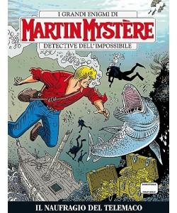 Martin Mystere  - N° 333 - Il Naufragio Del Telemaco -