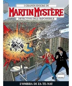 Martin Mystere  - N° 335 - L'Ombra Di Za-Te-Nay -