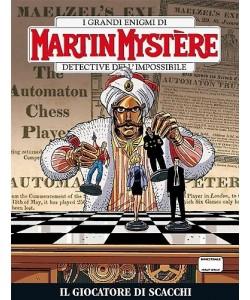 Martin Mystere  - N° 337 - Il Giocatore Di Scacchi -