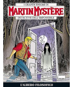 Martin Mystere  - N° 340 - L'Albero Filosofico -
