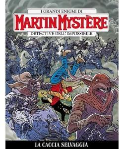 Martin Mystere  - N° 342 - La Caccia Selvaggia -