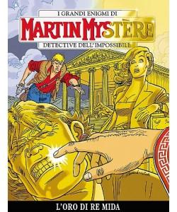 Martin Mystere  - N° 347 - L'Oro Di Re Mida -