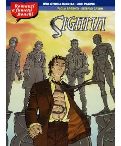 Romanzi A Fumetti Bonelli - N° 3 - Sighma -