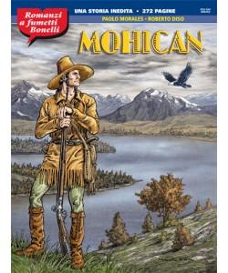 Romanzi A Fumetti Bonelli - N° 4 - Mohican -