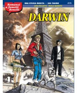Romanzi A Fumetti Bonelli - N° 7 - Darwin -