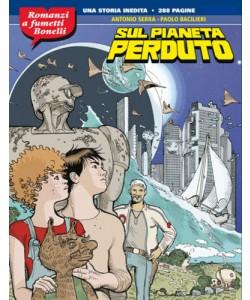 Romanzi A Fumetti Bonelli - N° 8 - Sul Pianeta Perduto -