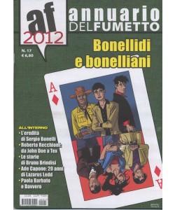 Annuario Del Fumetto - N° 17 - Bonellidi E Bonelliani -