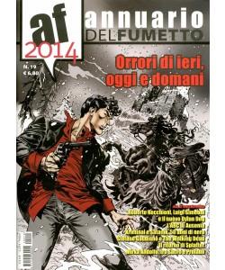 Annuario Del Fumetto - N° 19 - 2014 -