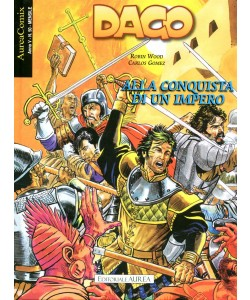 Aureacomix  - N° 50 - Alla Conquista Di Un Impero - Dago