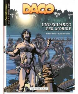 Aureacomix  - N° 57 - Uno Sguardo Per Morire - Dago
