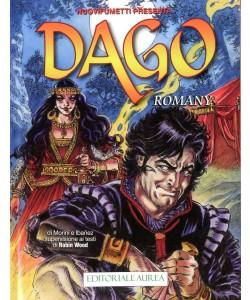 Dago Anno 21  - N° 3 - Romany - Nuovifumetti Presenta
