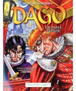 Dago Anno 21 - N° 10 - La Dama Elinor - Nuovifumetti Presenta