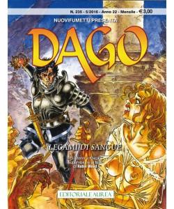 Dago Anno 22 In Poi  - N° 235 - Legami Di Sangue -