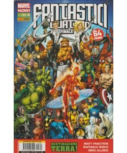 PANINI COMICS - MARVEL FANTASTICI 4 FINALE - DESTINAZIONE TERRA - 360 - N. 16