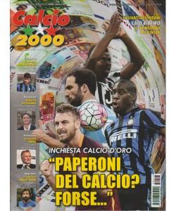 Calcio 2000 - mensile n.217 gennaio 2016