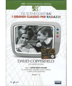 David Copperfield - Puntate 7-8 - I grandi classici per ragazzi DVD