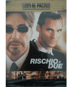 IL GRANDE CINEMA DI AL PACINO DVD N° 15 RISCHIO A DUE