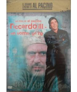 IL GRANDE CINEMA DI AL PACINO DVD N° 20 Riccardo III - Un uomo, un re