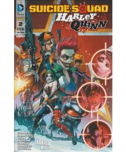 SUICIDE SQUAD HARLEY QUINN - NUMERO 2 - DC COMICS - ARKHAM MANOR