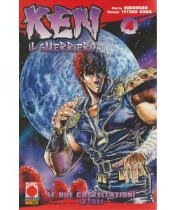 Ken Il Guerriero - Le due costellazioni letali - Planet Manga Panini Comics n.4
