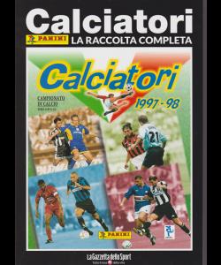 Album Storici Panini - Calciatori 1997-98 - La raccolta completa - n. 11 - settimanale