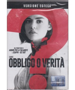 I Dvd Di Sorrisi Collection - n. 26 - settimanale - novembre 2018 - Obbligo o verità