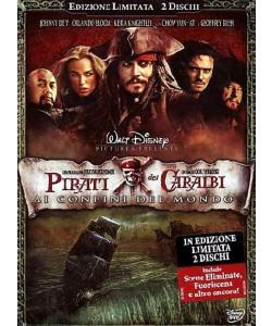 Pirati Dei Caraibi - Ai Confini Del Mondo - Johnny Depp - DVD