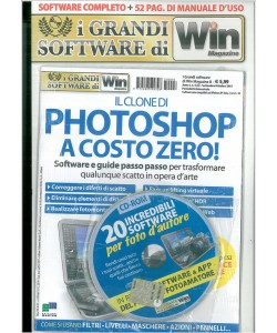 I Grandi Software WinMagazine - Il clone di Photoshop a costo Zero