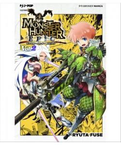 Manga: Monster Hunter Epic 002 -  collana SHI pocket nr. 19  edizione J-POP