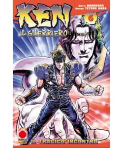 KEN IL GUERRIERO n.6: il tragico incontro - Planet Manga Panini Comics