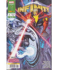 Marvel Miniserie -n. 207 - Infinity - quindicinale -