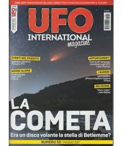 Ufo International Magazine - Mensile n. 50 Maggio 2017