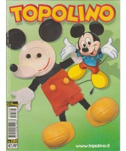 TOPOLINO - WALT DISNEY - NUMERO 2582