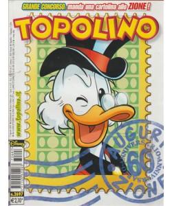 TOPOLINO - WALT DISNEY - NUMERO 2697