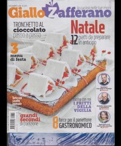 Giallo Zafferano - + Calendario Paneangeli 2019  - Il tuo anno con gli angeli- n. 12 - mensile - dicembre 2018