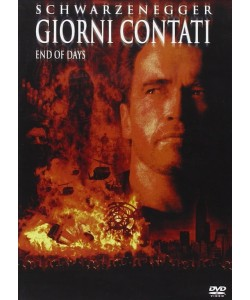 Giorni Contati - Arnold Schwarzenegger - DVD
