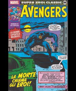 Super Eroi Classic -Avengers - n. 86 - settimanale -