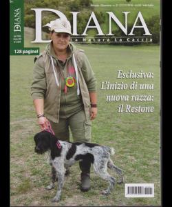 Diana - n. 2334 - mensile - dicembre 2018 - n. 21 - 128 pagine!