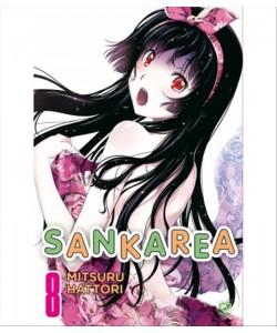 Manga  Sankarea 8 - Collana Shi Poket Manga n.20 - GP Manga