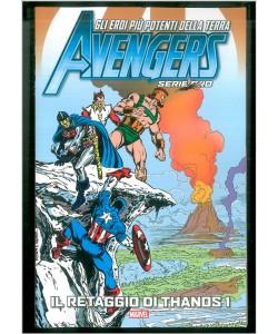 The Avengers serie oro - Il retaggio di Thanos 1 - Marvel
