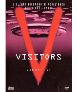 V - VISITORS Volume 14 - Film DVD